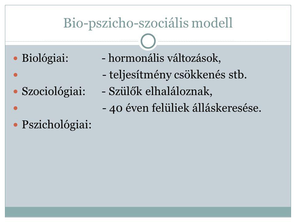 Bio-pszicho-szociális modell