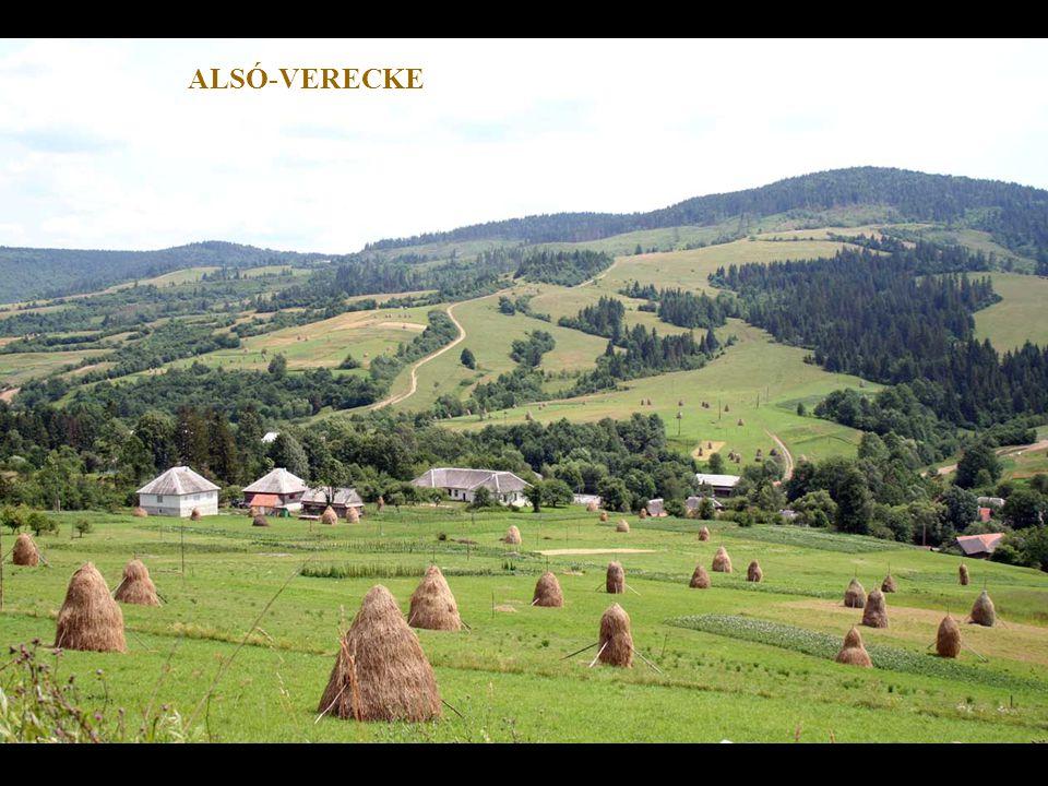 ALSÓ-VERECKE