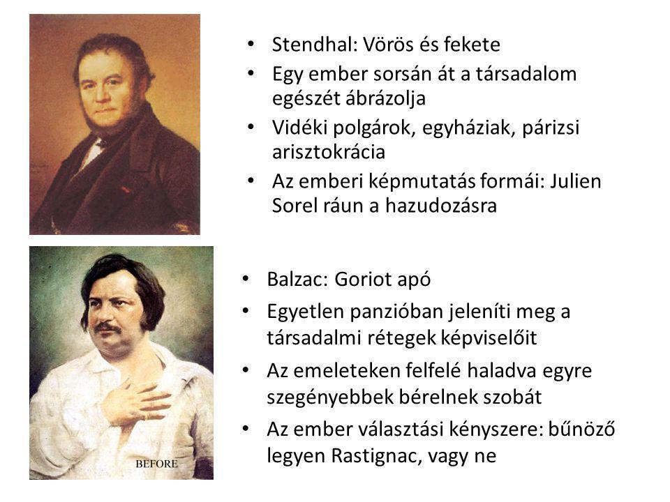 Stendhal: Vörös és fekete