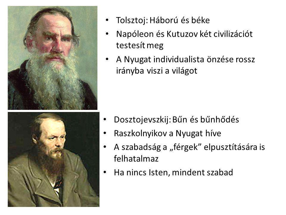 Tolsztoj: Háború és béke