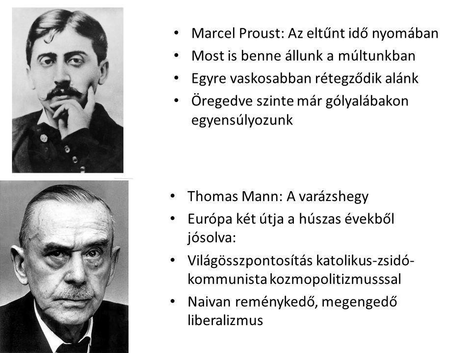 Marcel Proust: Az eltűnt idő nyomában