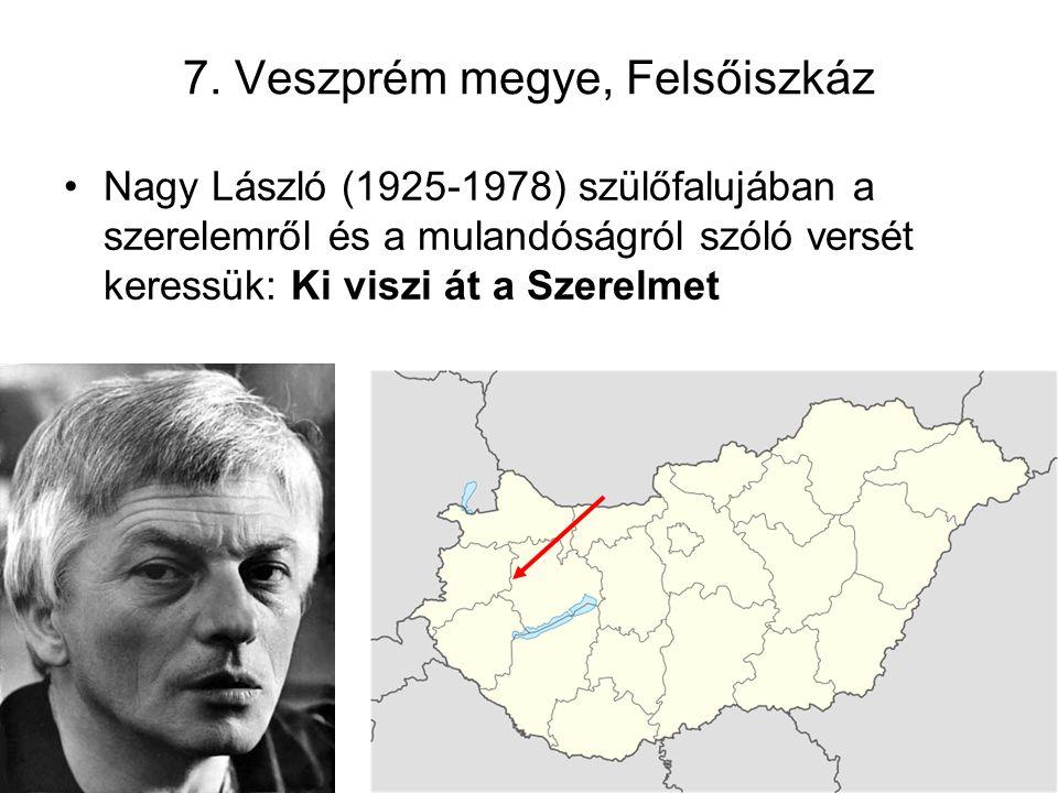 7. Veszprém megye, Felsőiszkáz