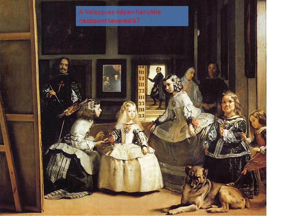 A Velazquez-képen hányféle nézőpont keveredik