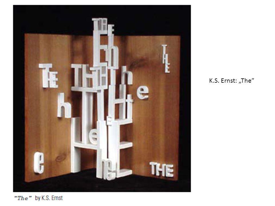 "K.S. Ernst: ""The"