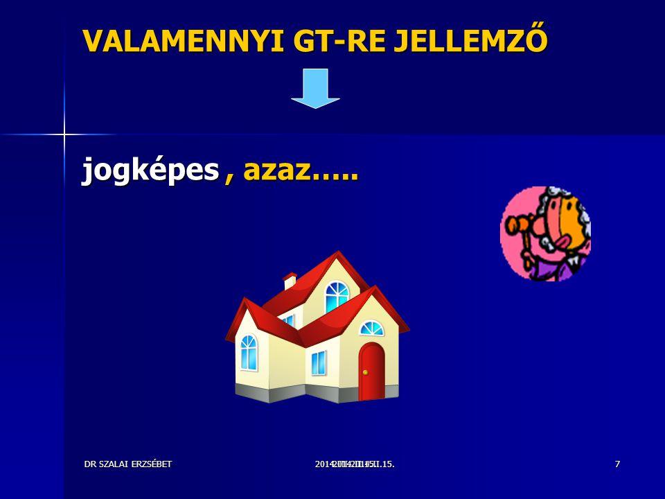 VALAMENNYI GT-RE JELLEMZŐ