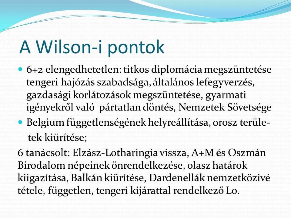 A Wilson-i pontok