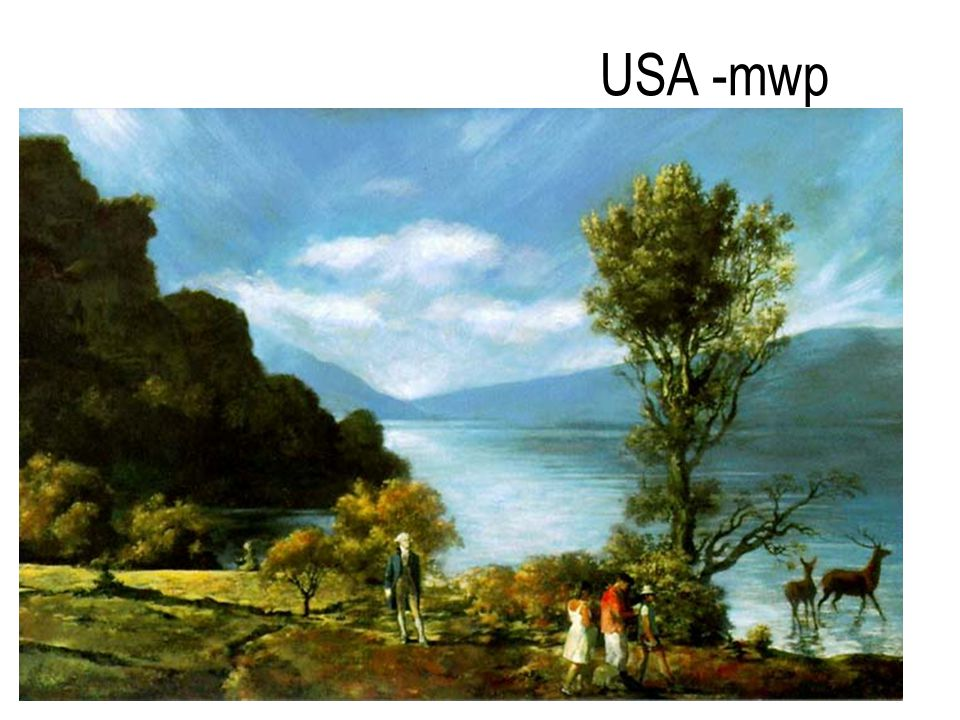USA -mwp