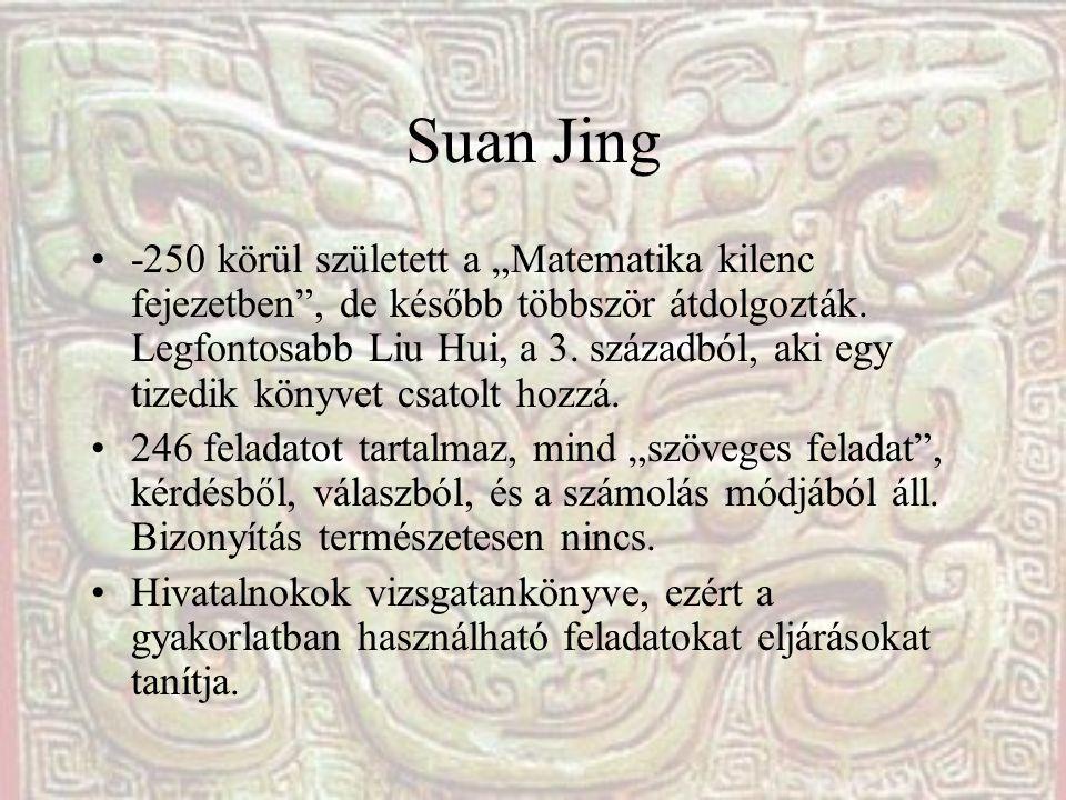 Suan Jing