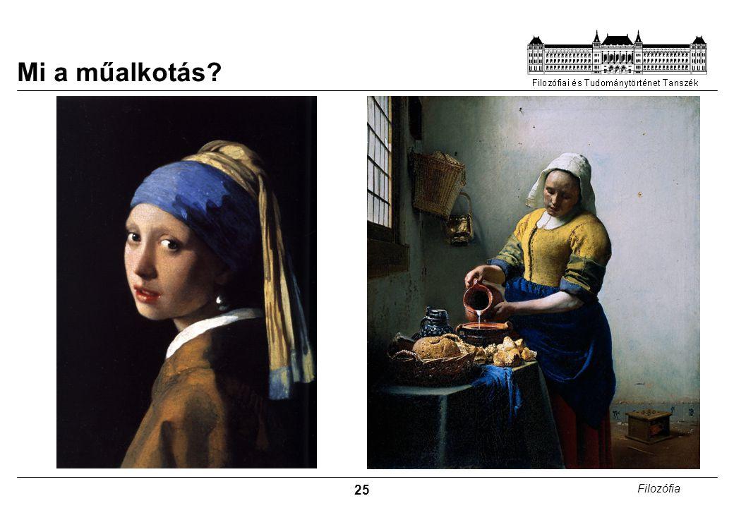 Mi a műalkotás Vermeer: Lány gyöngy fülbevalóval Vermeer: A tejeslány