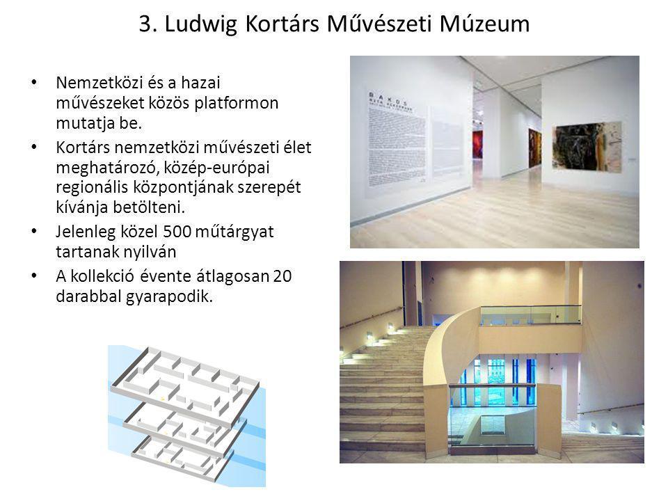 3. Ludwig Kortárs Művészeti Múzeum