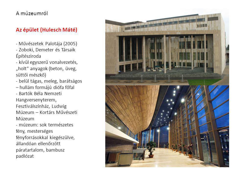 Az épület (Hulesch Máté)