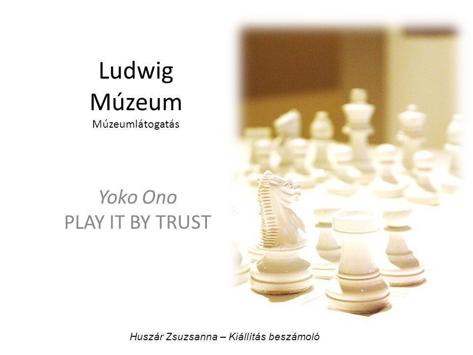 Ludwig Múzeum Múzeumlátogatás