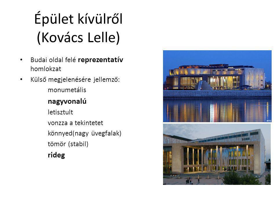 Épület kívülről (Kovács Lelle)