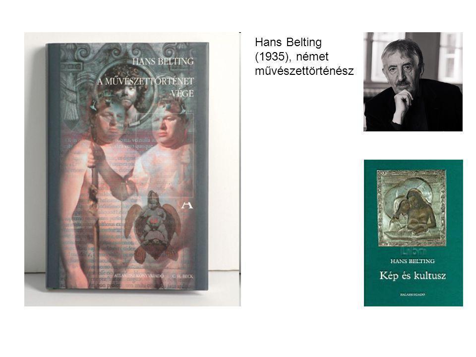 Hans Belting (1935), német művészettörténész