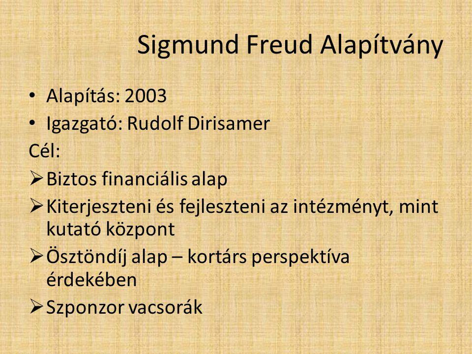 Sigmund Freud Alapítvány