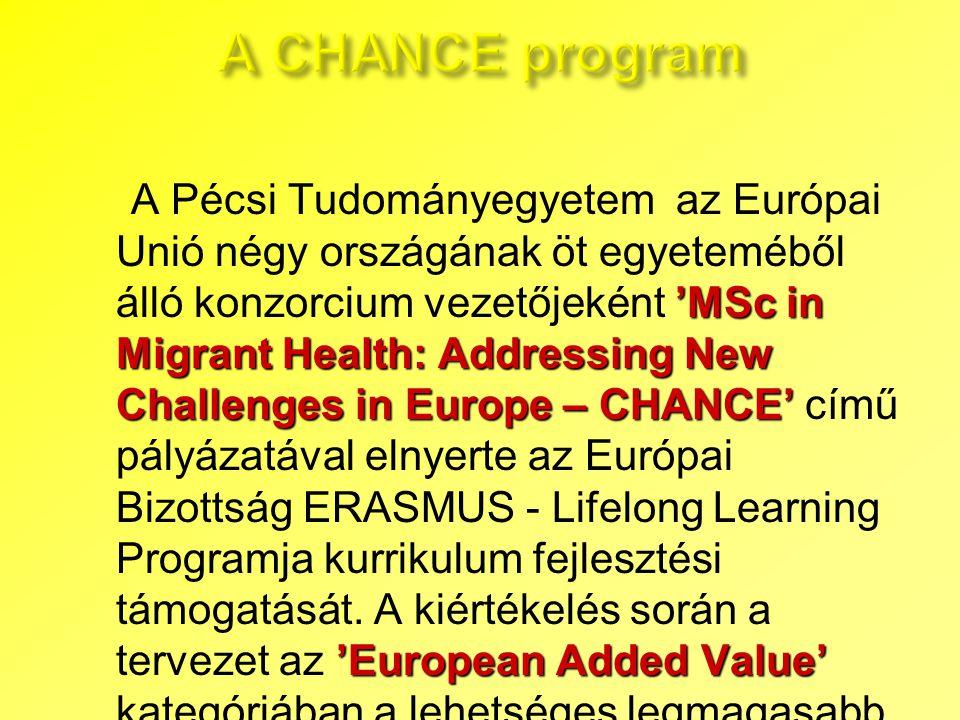 A CHANCE program