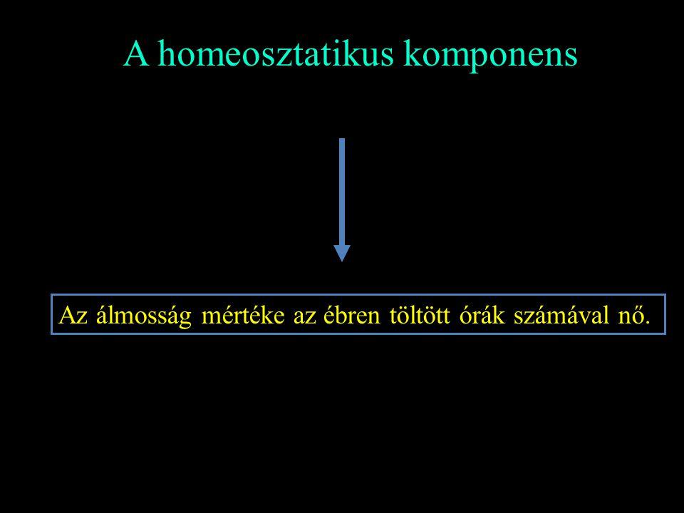 A homeosztatikus komponens
