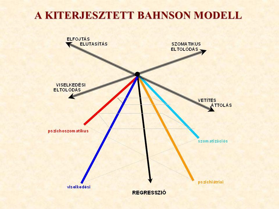 A KITERJESZTETT BAHNSON MODELL