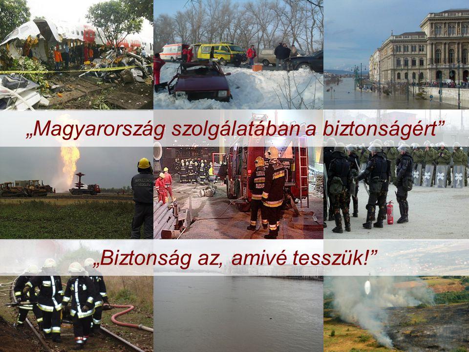 """""""Magyarország szolgálatában a biztonságért"""