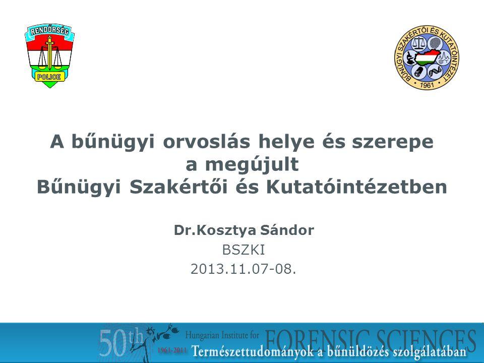 Dr.Kosztya Sándor BSZKI 2013.11.07-08.