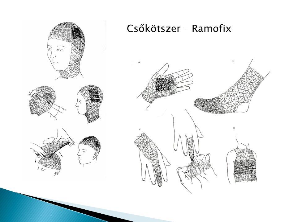 Csőkötszer – Ramofix