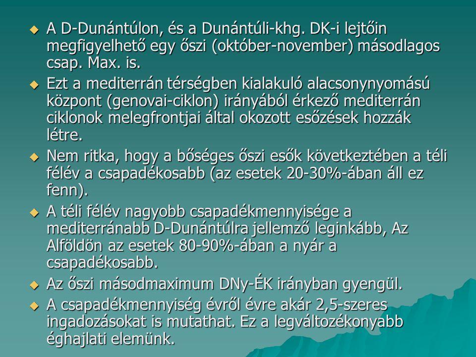 A D-Dunántúlon, és a Dunántúli-khg