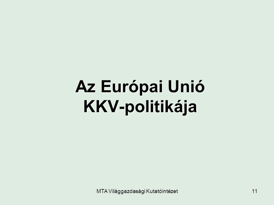 Az Európai Unió KKV-politikája