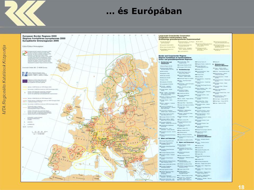 … és Európában