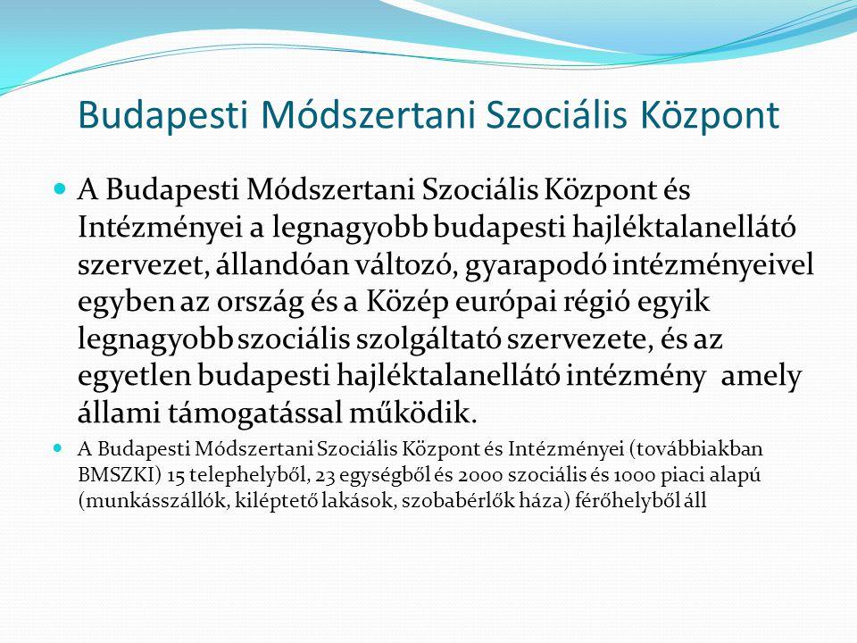 Budapesti Módszertani Szociális Központ