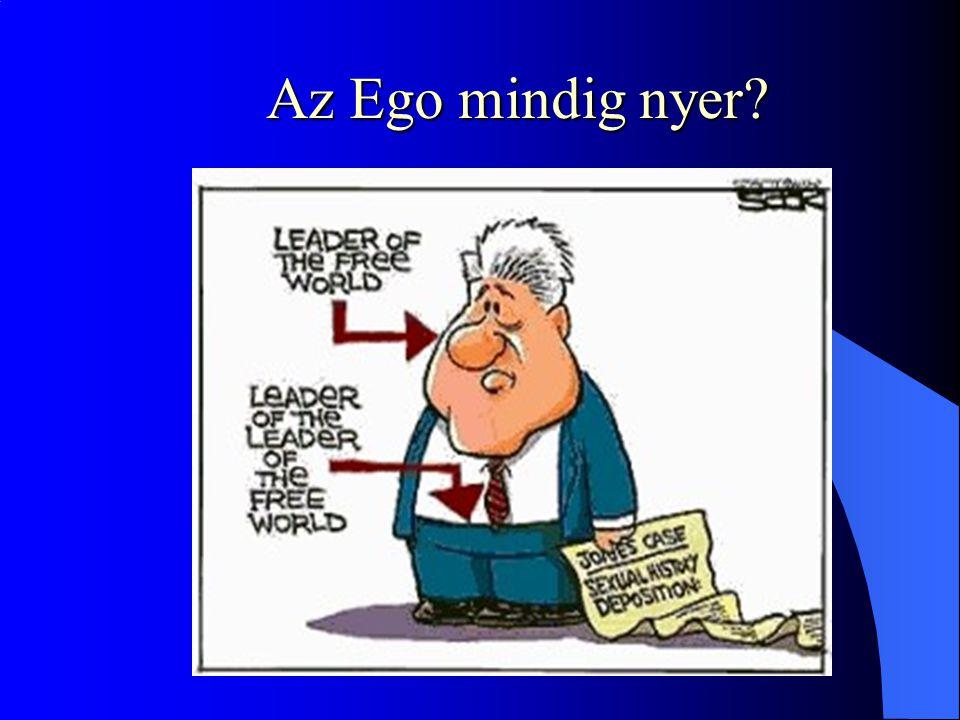 Az Ego mindig nyer