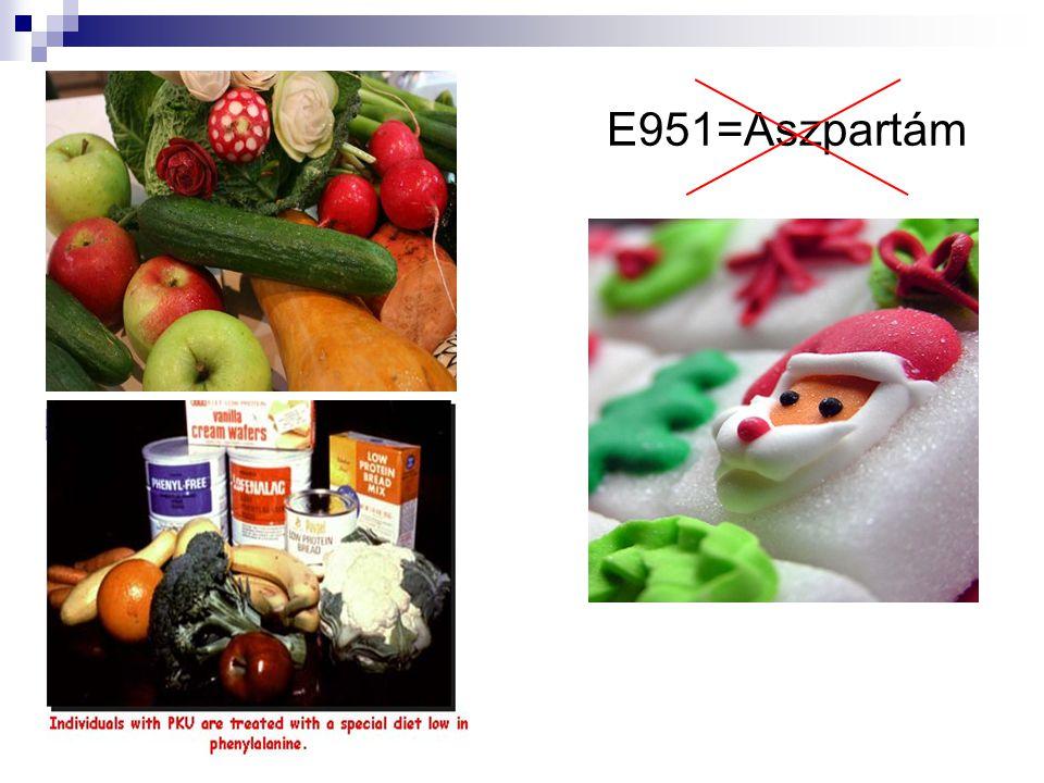 E951=Aszpartám Aszpartámról egy két dolog