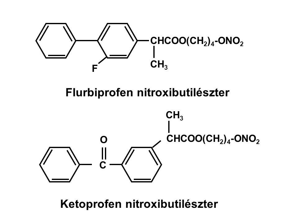 Flurbiprofen nitroxibutilészter