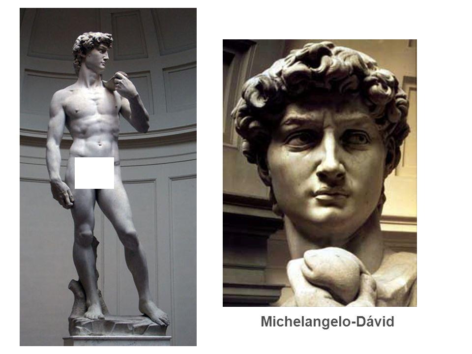 Michelangelo-Dávid