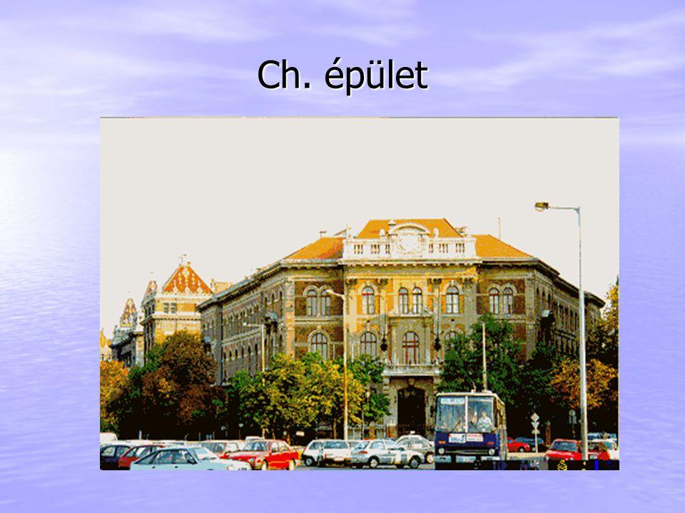 Ch. épület