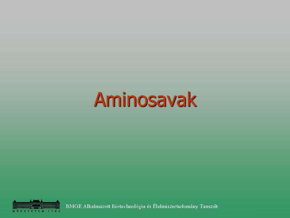 Aminosavak