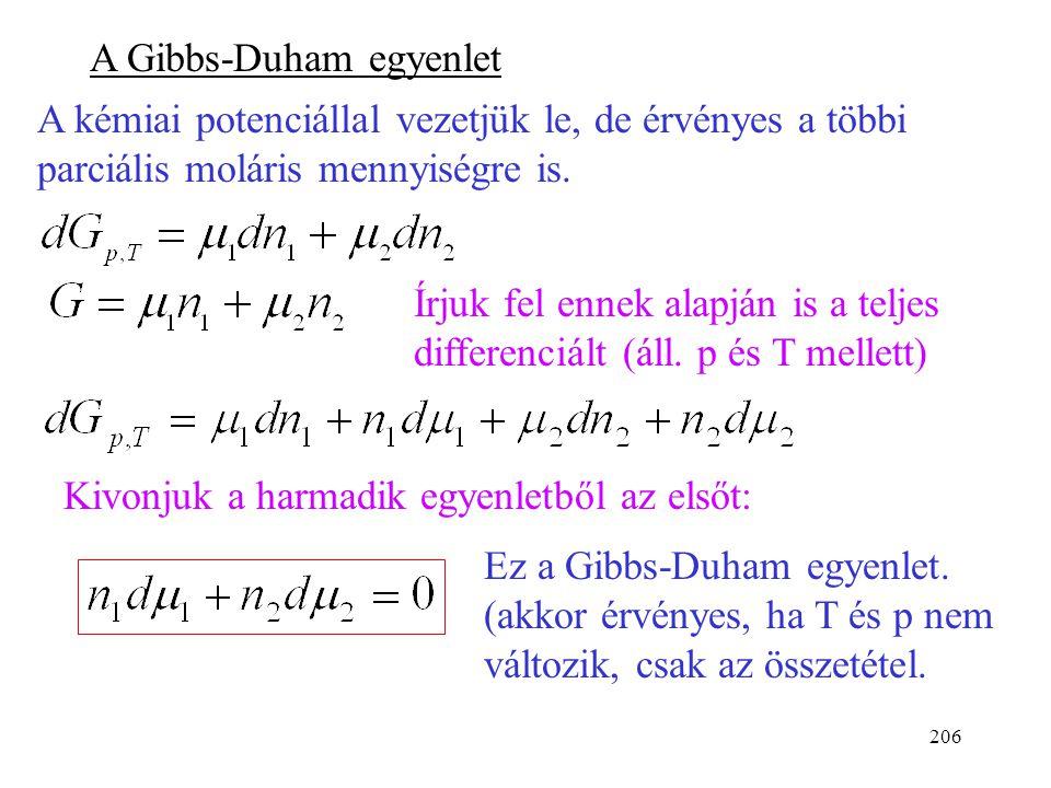 A Gibbs-Duham egyenlet