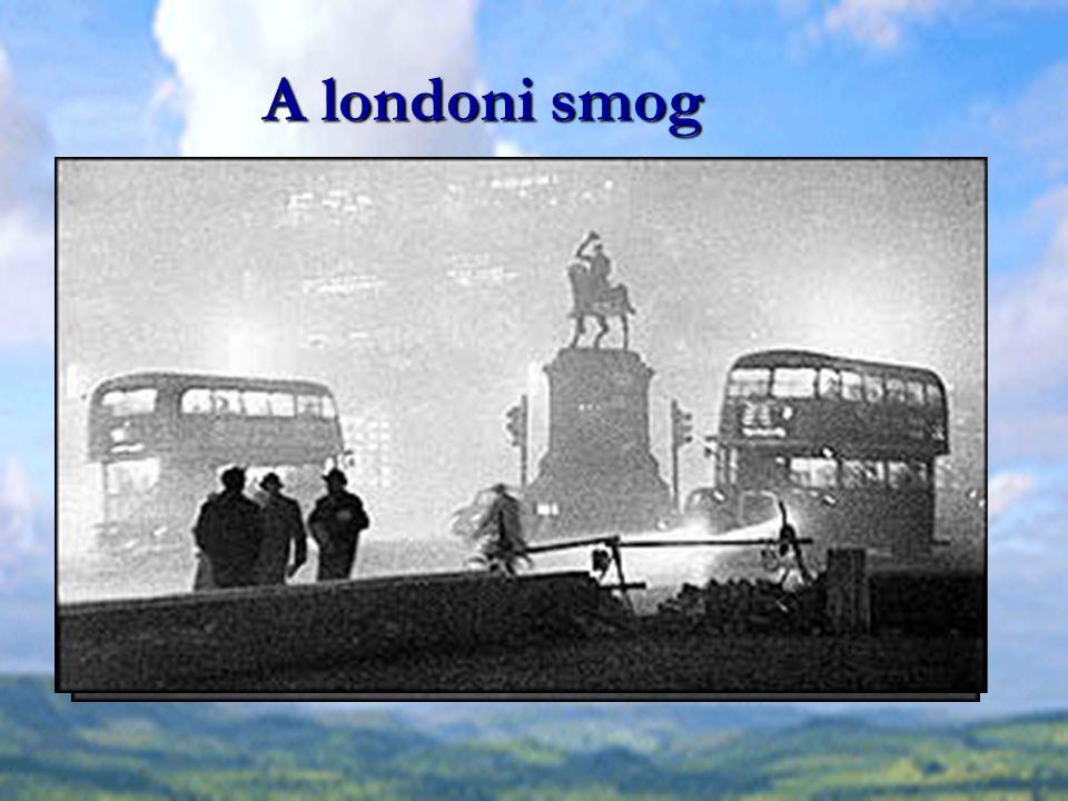 A londoni smog