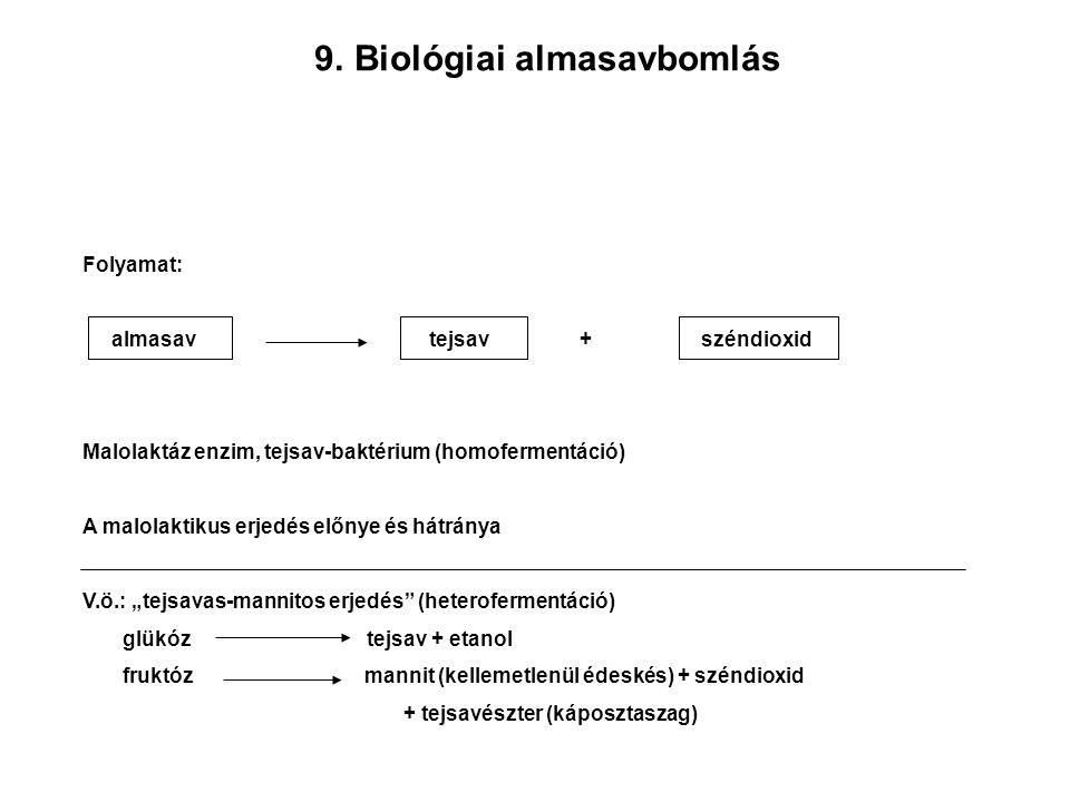 Biológiai almasavbomlás