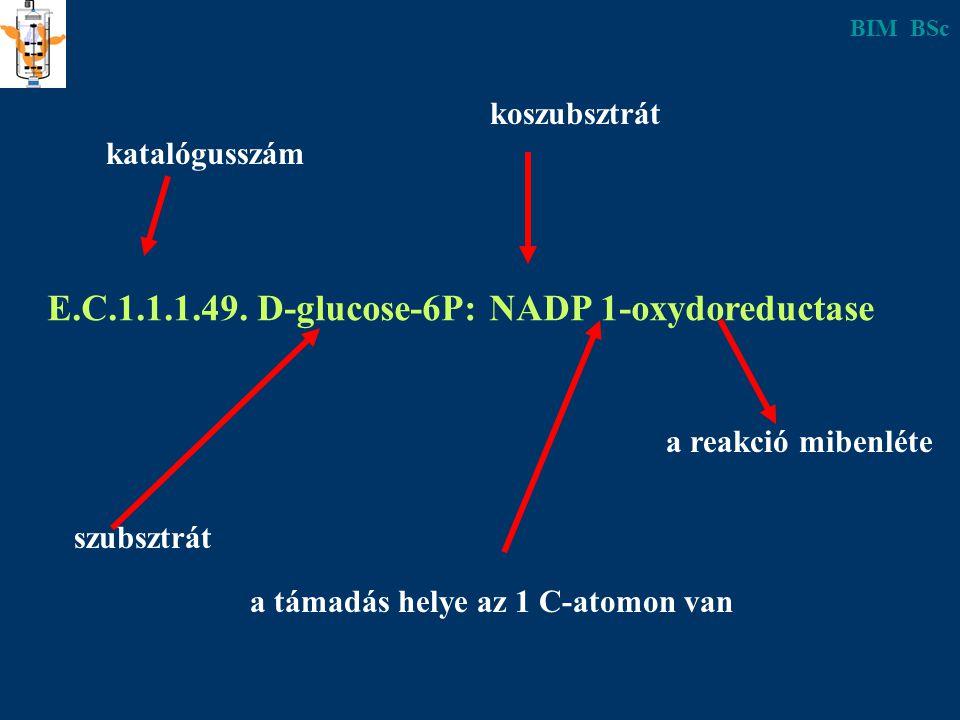 E.C.1.1.1.49. D-glucose-6P: NADP 1-oxydoreductase