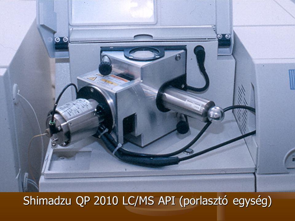 Shimadzu QP 2010 LC/MS API (porlasztó egység)