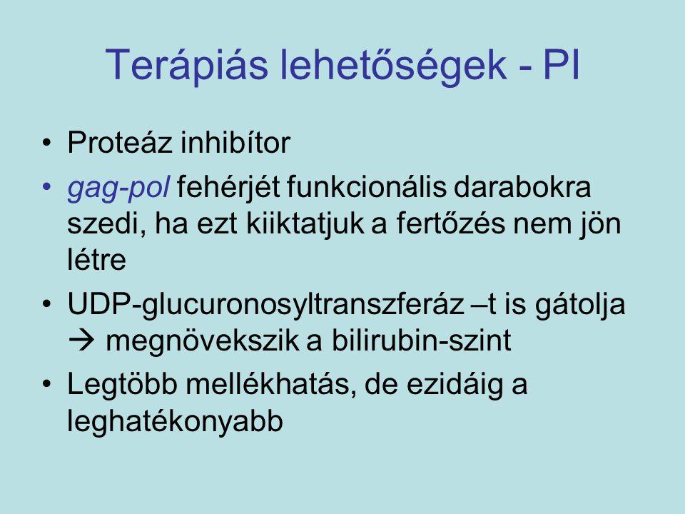 Terápiás lehetőségek - PI