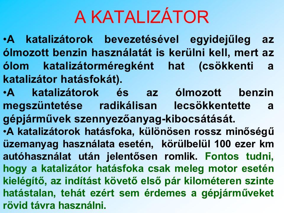 A KATALIZÁTOR