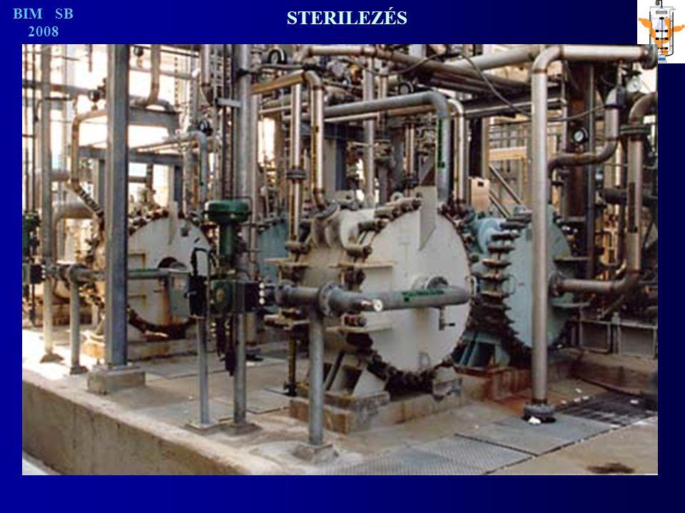 STERILEZÉS BIM SB 2008