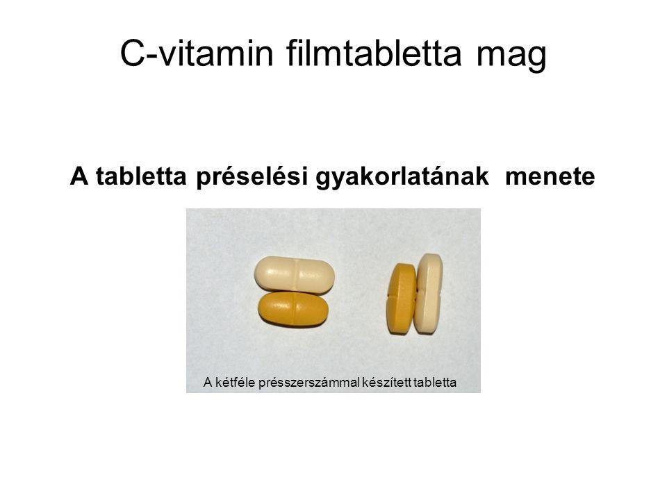 C-vitamin filmtabletta mag