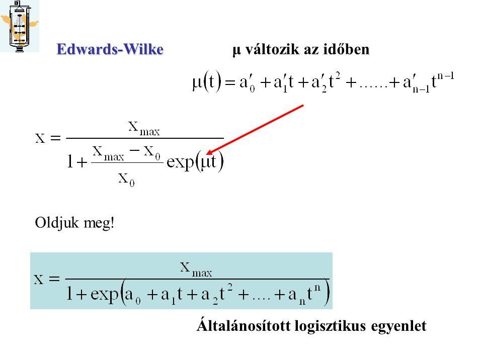 Általánosított logisztikus egyenlet