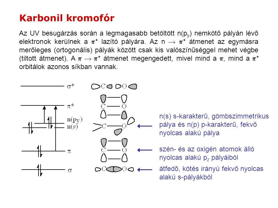 Karbonil kromofór