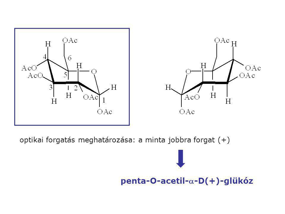 penta-O-acetil--D(+)-glükóz