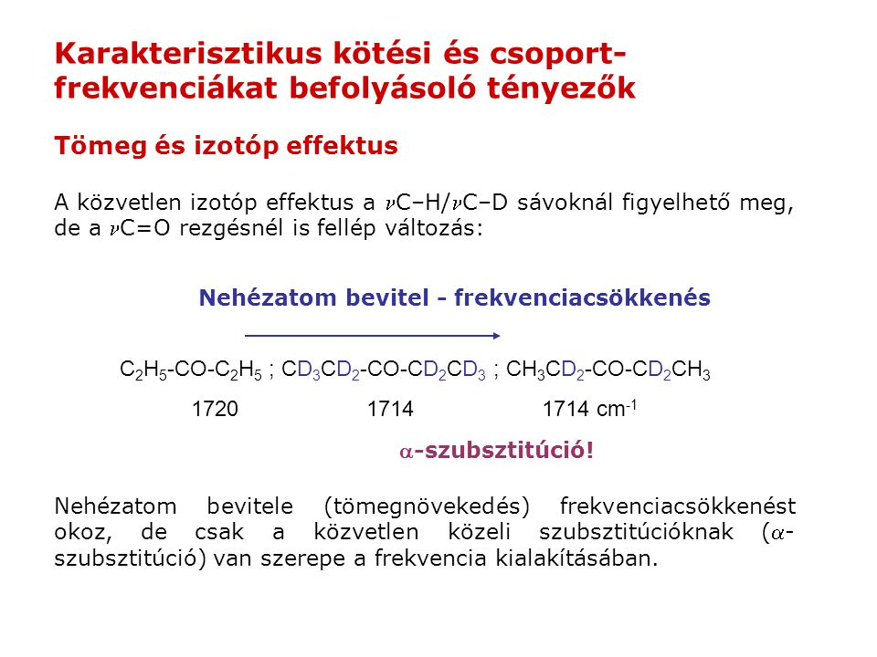 C2H5-CO-C2H5 ; CD3CD2-CO-CD2CD3 ; CH3CD2-CO-CD2CH3