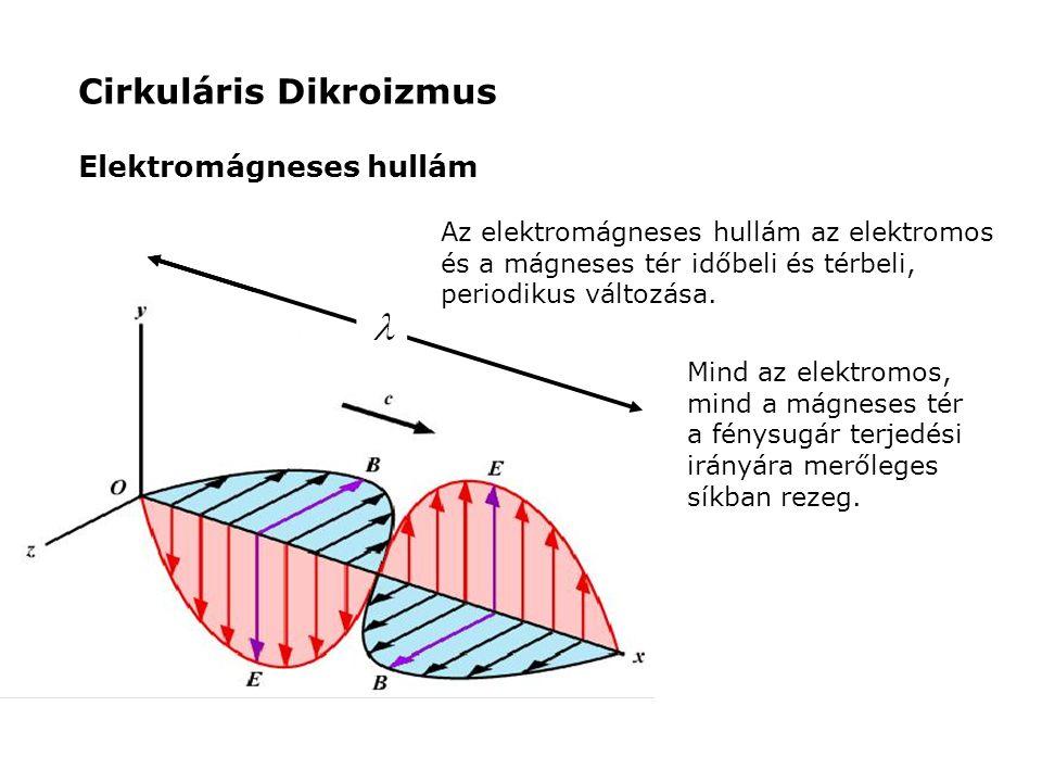 Cirkuláris Dikroizmus