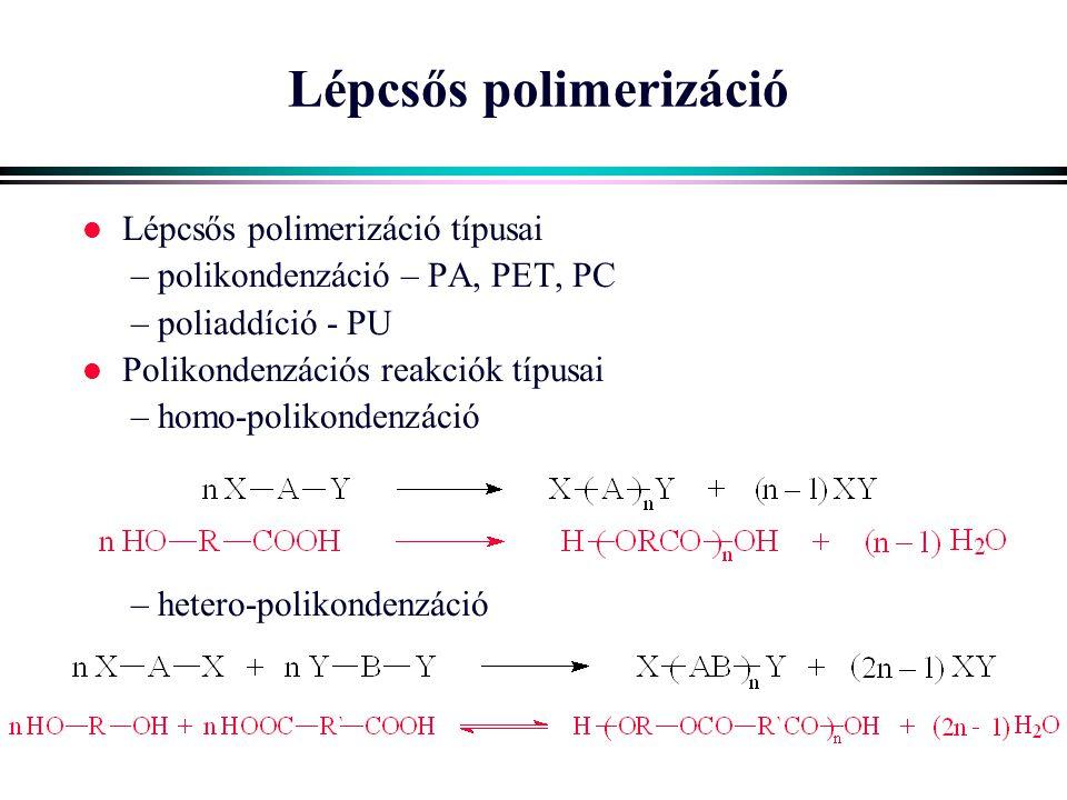 Lépcsős polimerizáció